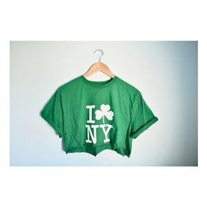 Irish I Love New York